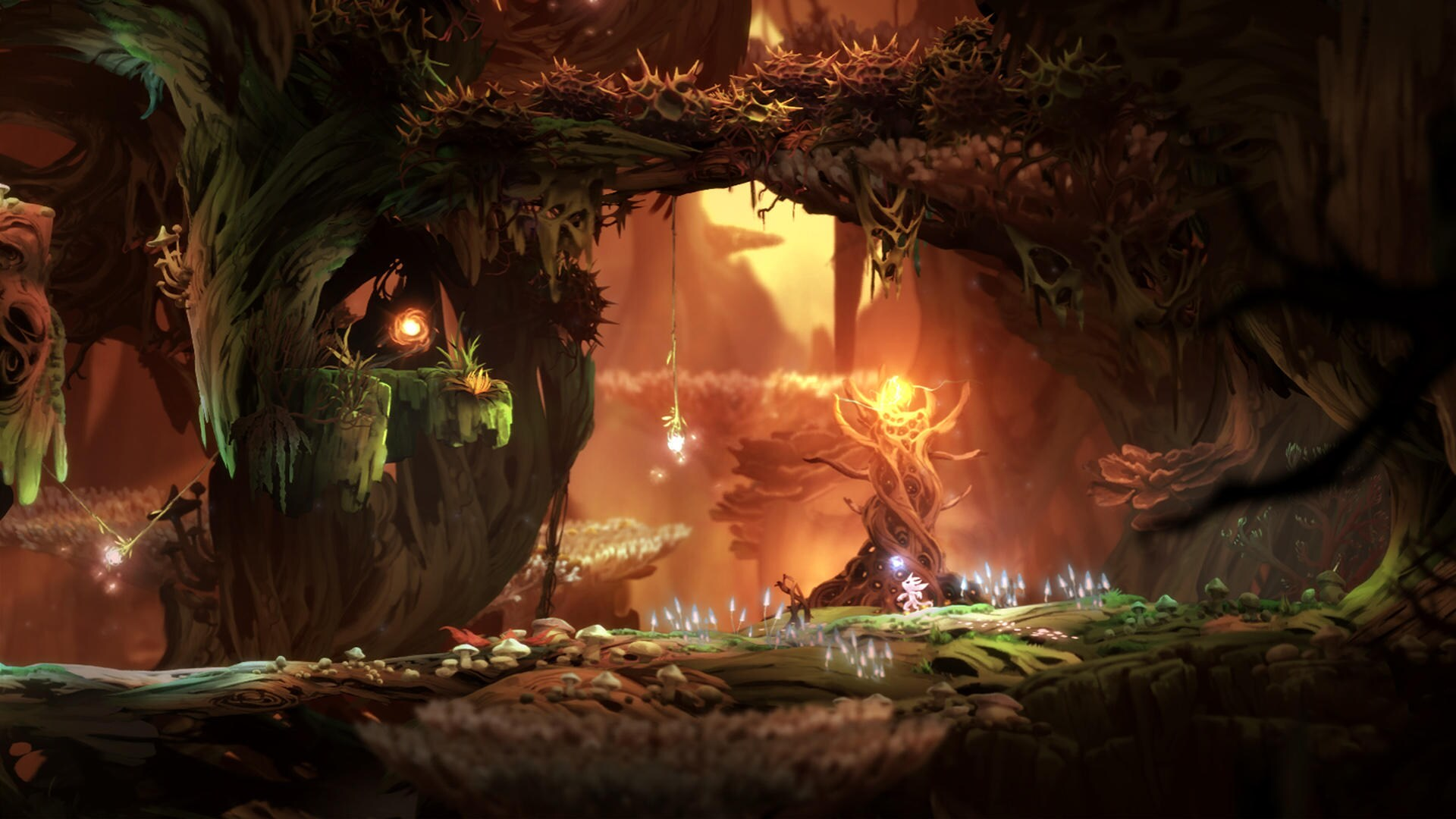 Ori and the Blind Forest from Moon Studios