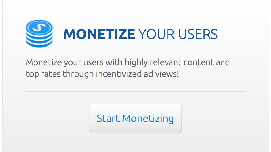Monetize Users