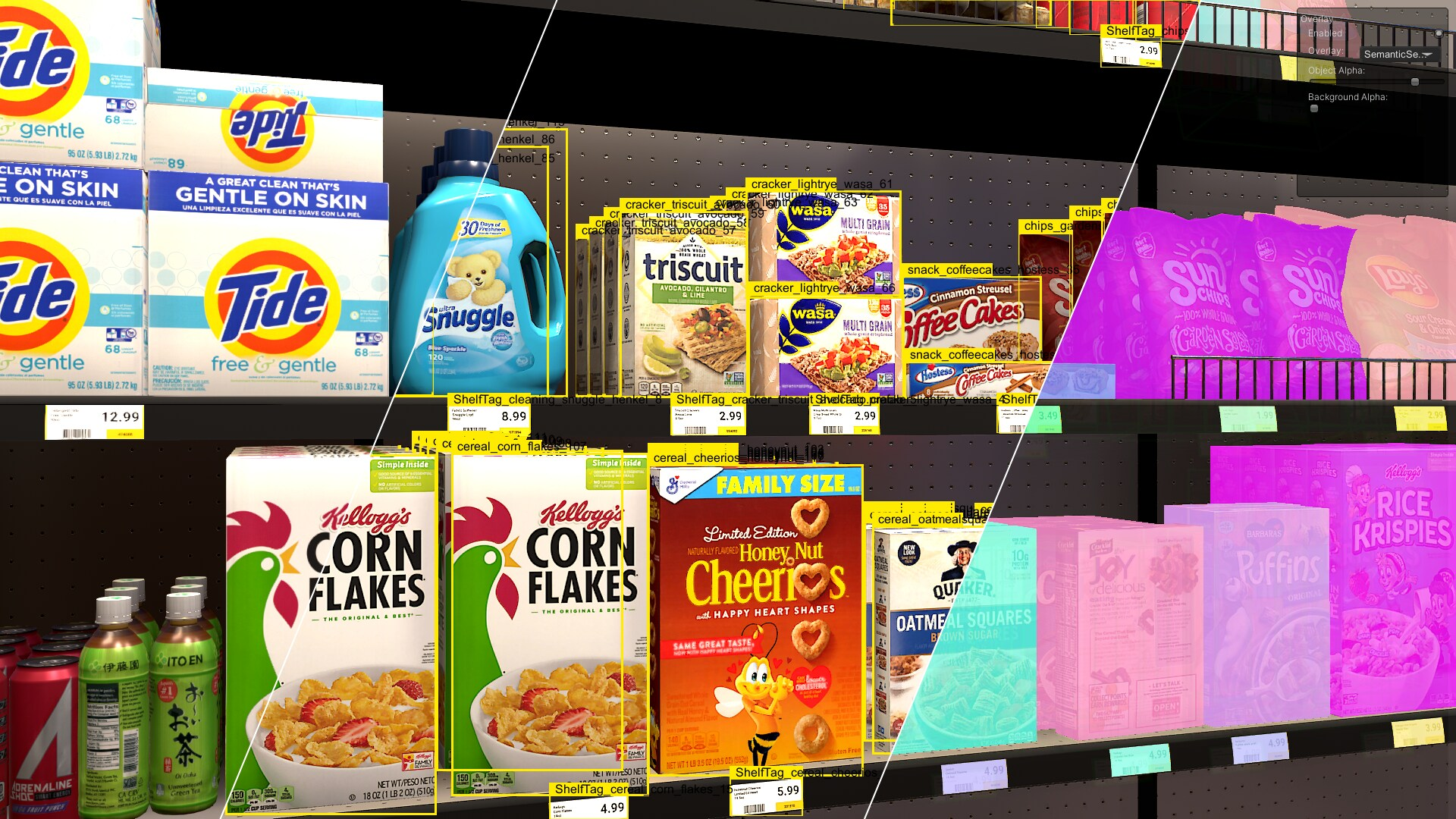 animated boxes of cereal
