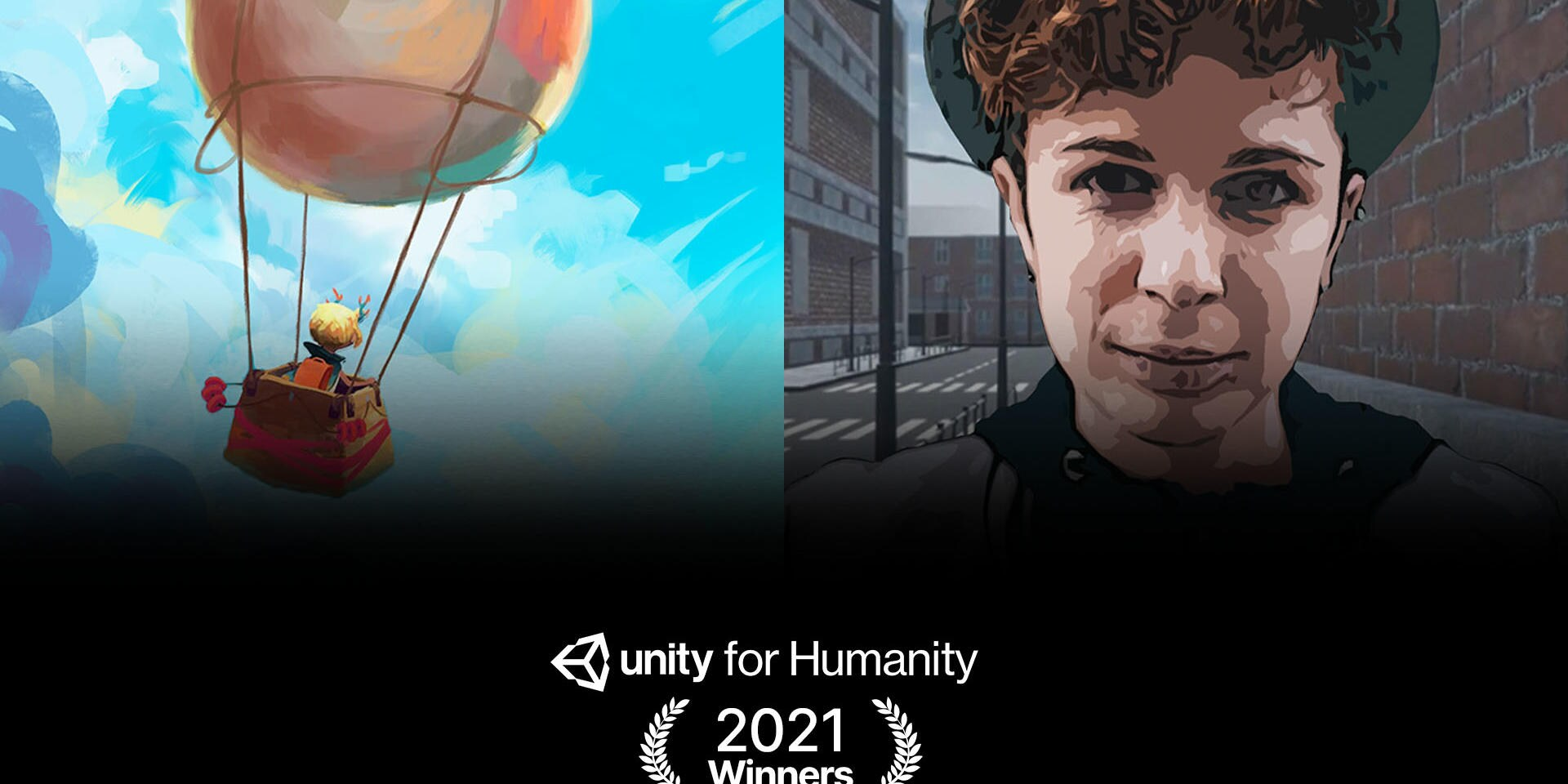 the Unity for Humanity Rare Impact Challenge Winners